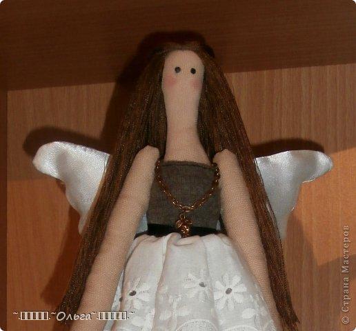 Вот такой ангелок получился у моей доченьки... фото 3