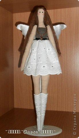 Вот такой ангелок получился у моей доченьки... фото 2