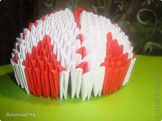 План сборки взяла с видео в интернете, решила сфотографировать процесс, может кому удобнее будет собирать свою вазу по фотографиям) фото 18