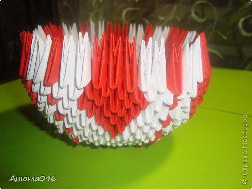 План сборки взяла с видео в интернете, решила сфотографировать процесс, может кому удобнее будет собирать свою вазу по фотографиям) фото 19