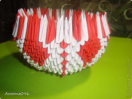 План сборки взяла с видео в интернете, решила сфотографировать процесс, может кому удобнее будет собирать свою вазу по фотографиям) фото 20