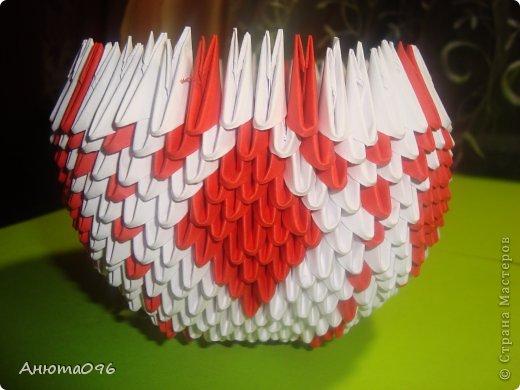 План сборки взяла с видео в интернете, решила сфотографировать процесс, может кому удобнее будет собирать свою вазу по фотографиям) фото 22