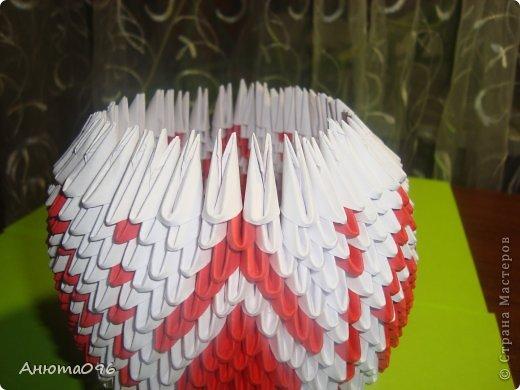 План сборки взяла с видео в интернете, решила сфотографировать процесс, может кому удобнее будет собирать свою вазу по фотографиям) фото 26