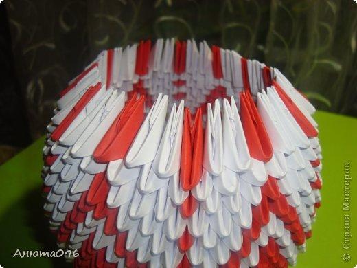 План сборки взяла с видео в интернете, решила сфотографировать процесс, может кому удобнее будет собирать свою вазу по фотографиям) фото 27