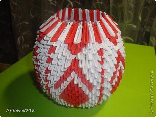 План сборки взяла с видео в интернете, решила сфотографировать процесс, может кому удобнее будет собирать свою вазу по фотографиям) фото 29