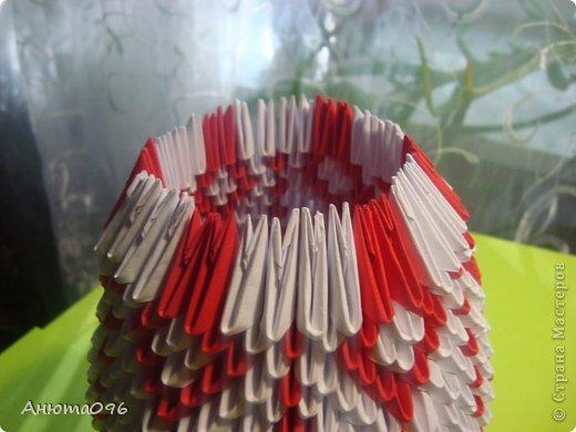 План сборки взяла с видео в интернете, решила сфотографировать процесс, может кому удобнее будет собирать свою вазу по фотографиям) фото 32