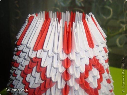 План сборки взяла с видео в интернете, решила сфотографировать процесс, может кому удобнее будет собирать свою вазу по фотографиям) фото 34