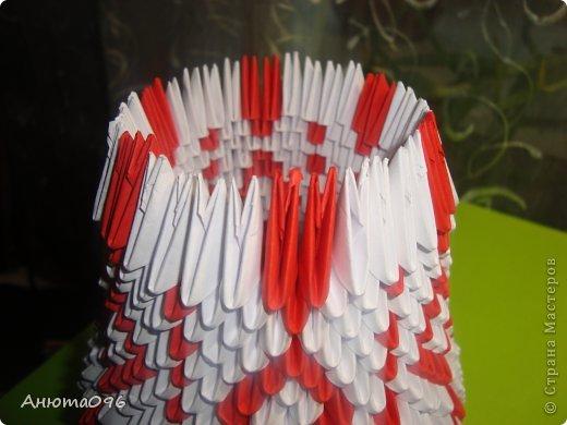 План сборки взяла с видео в интернете, решила сфотографировать процесс, может кому удобнее будет собирать свою вазу по фотографиям) фото 35
