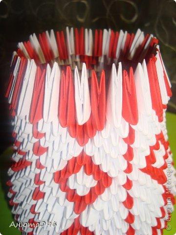 План сборки взяла с видео в интернете, решила сфотографировать процесс, может кому удобнее будет собирать свою вазу по фотографиям) фото 36