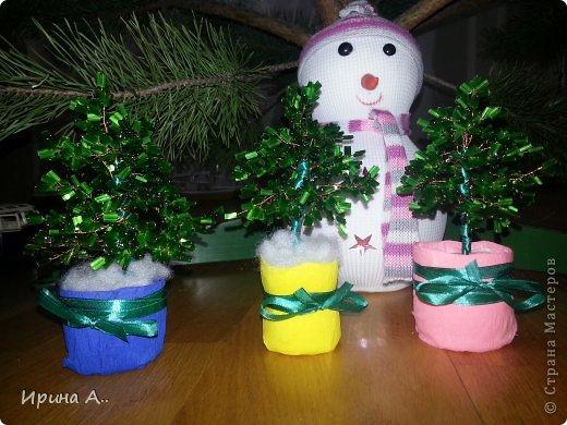 Новогодние елочки фото 3