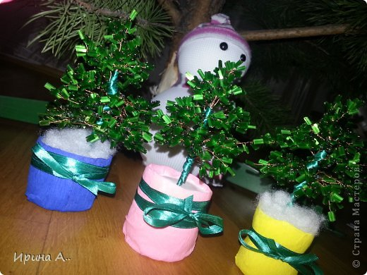 Новогодние елочки фото 1