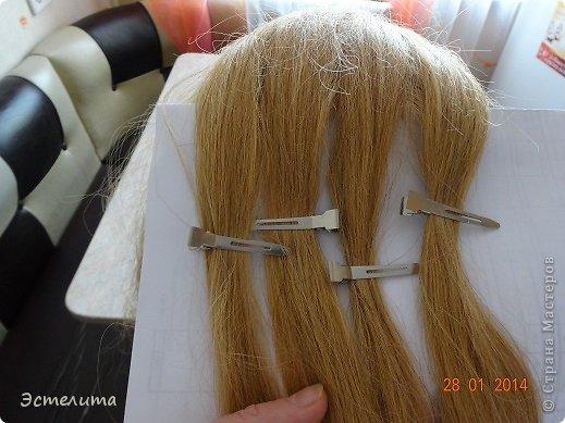 Здравствуйте уважаемые мастерицы! Моей дочери нравится, когда я заплетаю ей круглую косу. Смотрится красиво и заплетать быстро.   Попробуйте и Вы! фото 2