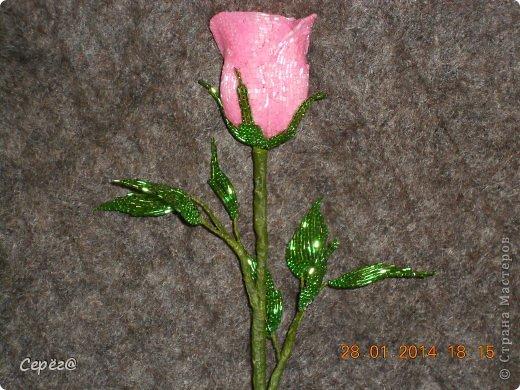 Новая роза в предыдущем стиле. фото 3