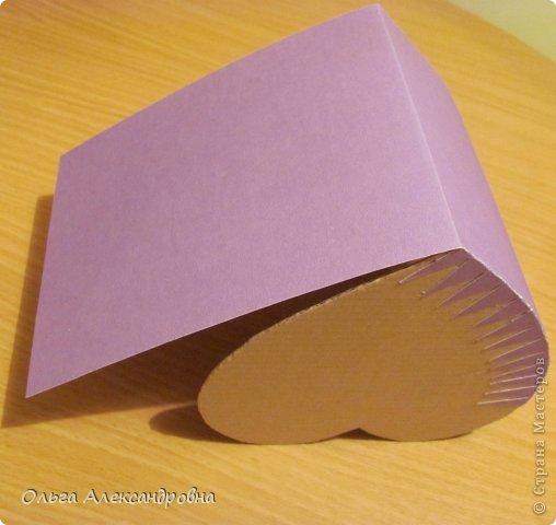 Интернете и вот наткнулась на очаровательную сумочку http://strady.org.ua/post172142788/ Я немного изменила размеры, декор упростила, чтобы мои девчонки из кружка могли справиться с такой работой и изменила ход склеивания деталей. Вот и хочу поделиться своими наработками в изготовлении такой сумочки. фото 9