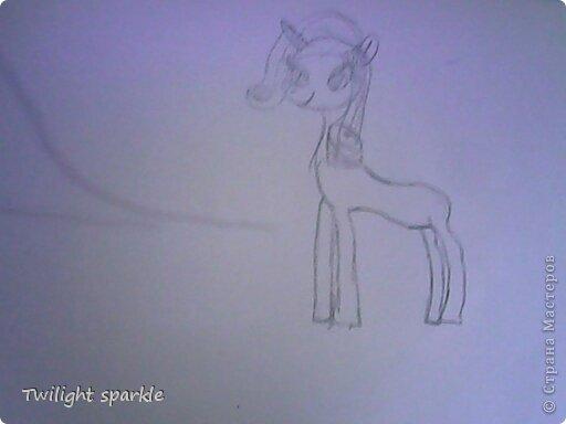 Budem risovatj princessu Selestiju. фото 12