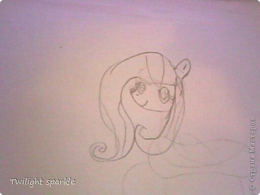 Budem risovatj princessu Selestiju. фото 25