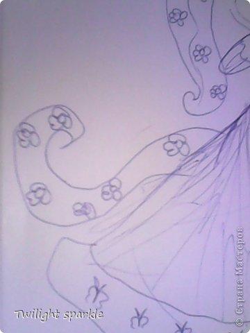 Budem risovatj princessu Selestiju. фото 38