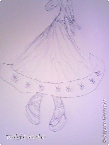 Budem risovatj princessu Selestiju. фото 37