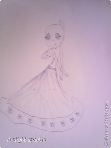 Budem risovatj princessu Selestiju. фото 35