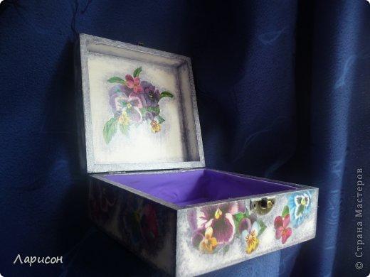 Набор делала уже давненько в подарок по игре. Шкатулочка, рамочка и магнитик. фото 12