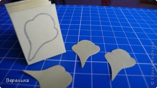 Здравствуйте, дорогие мастерицы и мастера! Ранее я уже рассказывала  вам как сделать бархатцы для картины, смотреть здесь https://stranamasterov.ru/node/627611  . Сегодня я хочу показать вам как сделать маленькие объемные желтые бархатцы для объемной вазочки. Весь МК состоит из 5 частей- всего 21 фото.  Для цветов нам понадобится: -цветная бумага для ксерокса желтого и зеленого цвета; -креповая бумага; -клей ПВА; -проволока; -пинцет. Часть I. фото 3