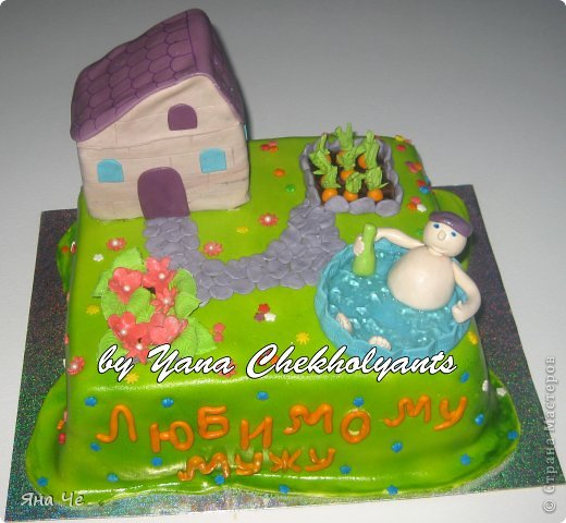 Тортик для дачника