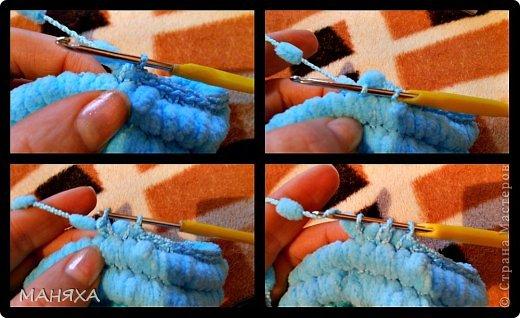 Помпон нитки для вязания 786