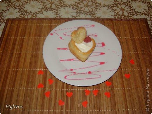 Кулинария Мастер-класс Валентинов день Рецепт кулинарный Ideas for Valentine's Day №2 Сердечки из слоёного теста Продукты пищевые фото 16
