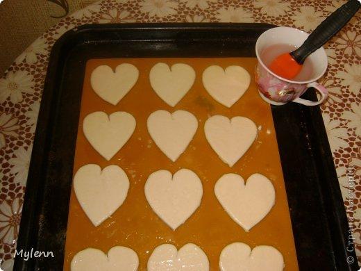 Кулинария Мастер-класс Валентинов день Рецепт кулинарный Ideas for Valentine's Day №2 Сердечки из слоёного теста Продукты пищевые фото 6