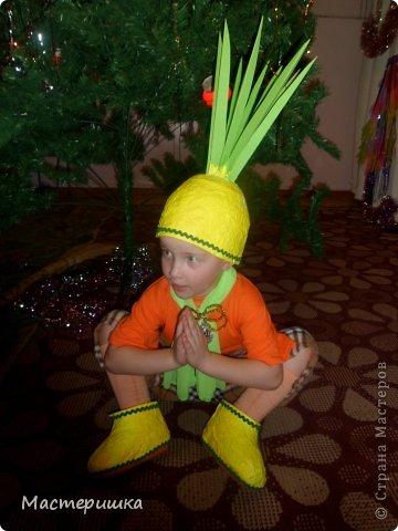 Костюм лука для детей своими руками