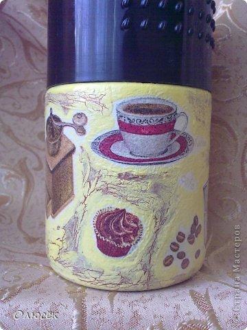 Баночки для кофе фото 13
