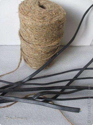 Бонсай топиарий Мастер-класс Моделирование конструирование Пэчворк Лоскутки Мой опыт Материал бросовый Ткань фото 2