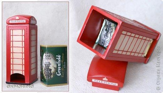 Мастер-класс Поделка изделие Моделирование конструирование Чайный домик из гипсокартона + мини МК фото 7