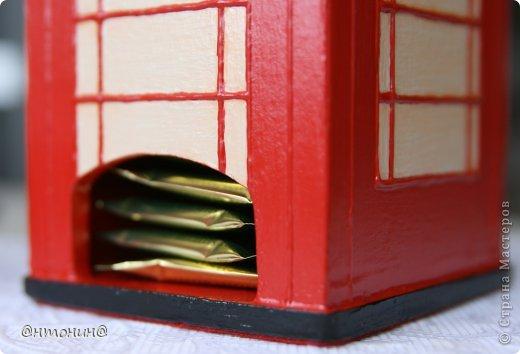 Мастер-класс Поделка изделие Моделирование конструирование Чайный домик из гипсокартона + мини МК фото 9