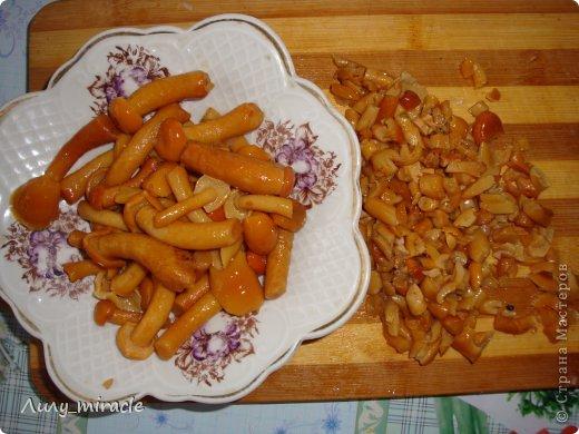Кулинария Мастер-класс Рецепт кулинарный Салат Пенек Продукты пищевые фото 4