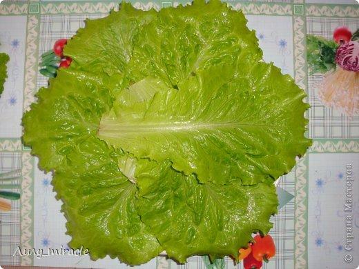 Кулинария Мастер-класс Рецепт кулинарный Салат Пенек Продукты пищевые фото 16