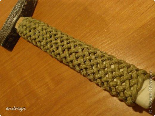 Плетение Оплетка рукоятки