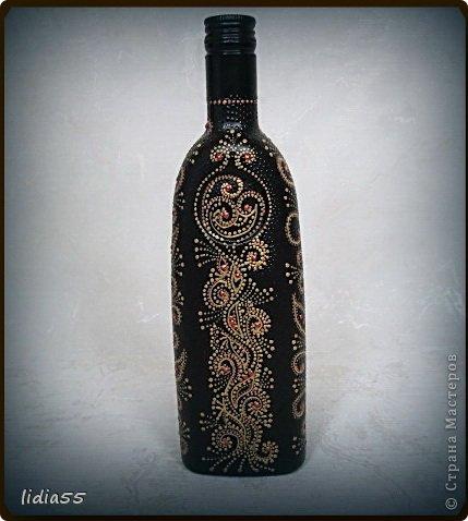 Всем добрый день!!сегодня я к вам с бутылкой!!!она еще даже не распечатана))) это вид спереди фото 1