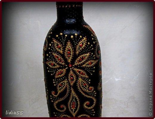 Всем добрый день!!сегодня я к вам с бутылкой!!!она еще даже не распечатана))) это вид спереди фото 6