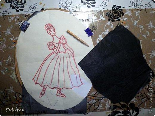 Картина панно рисунок Мастер-класс Лепка Панно под бронзу соленое тесто Тесто соленое фото 4