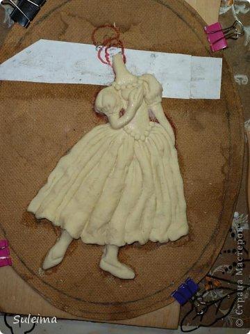 Картина панно рисунок Мастер-класс Лепка Панно под бронзу соленое тесто Тесто соленое фото 14