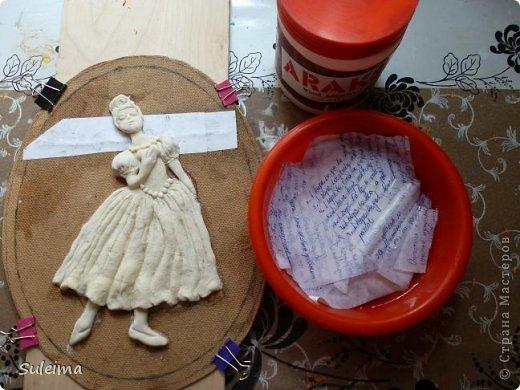 Картина панно рисунок Мастер-класс Лепка Панно под бронзу соленое тесто Тесто соленое фото 16