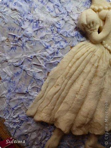 Картина панно рисунок Мастер-класс Лепка Панно под бронзу соленое тесто Тесто соленое фото 18