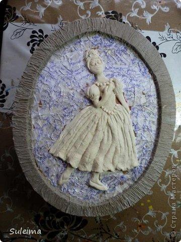 Картина панно рисунок Мастер-класс Лепка Панно под бронзу соленое тесто Тесто соленое фото 22