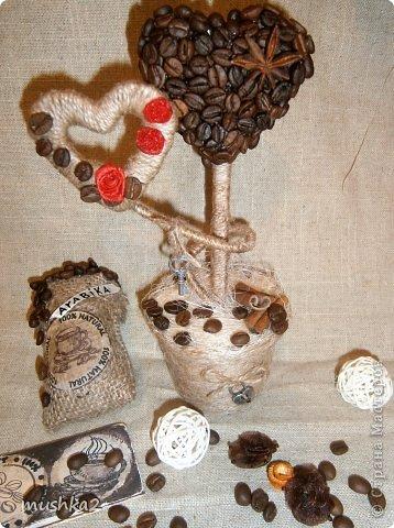 Кофейный сувенир к Святому  Валентину фото 1