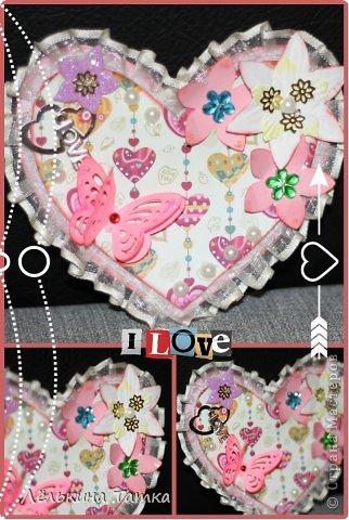 Приближается День всех Влюбленных!!! Решила и я сделать что-то своему любимому в подарок.  фото 1