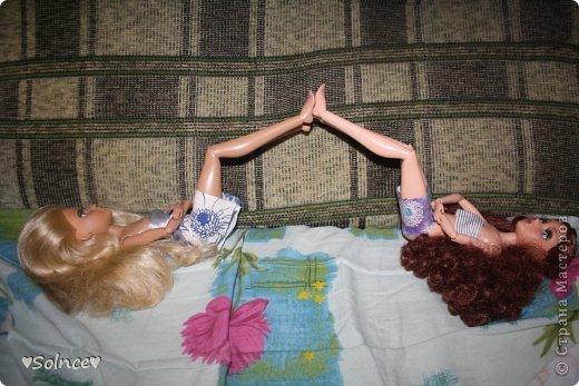 """Всем привет! Вернулась моя девочка!!!(Для тех кто не знает (А знает только Лена(Прищепка) Маша уезжала к сестре """"погостить""""). фото 9"""