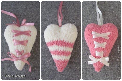 Здравствуйте! Скоро день Св.Валентина. Я очень люблю этот праздник. Он очень вдохновляет на творчество. И вот они результаты вдохновения.... фото 3