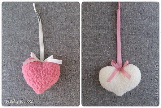 Здравствуйте! Скоро день Св.Валентина. Я очень люблю этот праздник. Он очень вдохновляет на творчество. И вот они результаты вдохновения.... фото 4