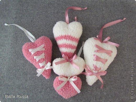Здравствуйте! Скоро день Св.Валентина. Я очень люблю этот праздник. Он очень вдохновляет на творчество. И вот они результаты вдохновения.... фото 2